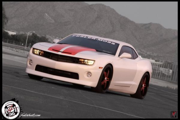 Chevrolet Camaro Limited Edition от Fesler-Moss